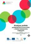 Analýza potřeb pedagogických pracovníků v oblasti inkluzívního vzdělávání