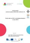Počty dětí se SVP ve středním školství  v r. 2014