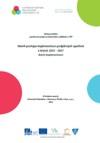 Návrh postupu implementace podpůrných opatření na léta 2015 – 2017