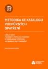Metodika práce s Katalogem podpůrných opatření pro žáky s potřebou podpory ve vzdělávání z důvodu sociálního znevýhodnění